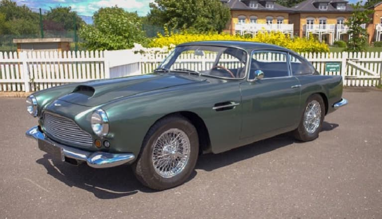 Aston Martin DB4 Series 2